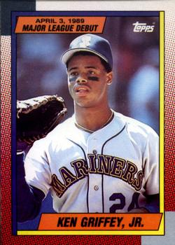 0741f3fd05 Collection Gallery - mheath4.0 - Ken Griffey Jr. | The Trading Card ...