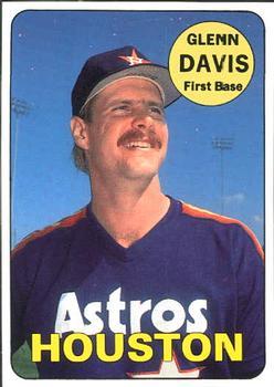 Glenn Davis Gallery 1990 The Trading Card Database