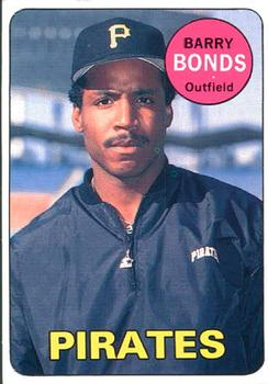 Barry Bonds Gallery | The Trading Card Database