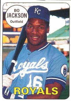 My Top 10 Favorite Bo Jackson Cards 1990 1991 That I Own