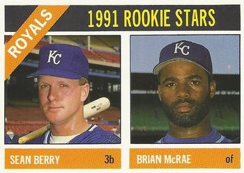 Brian Mcrae Gallery The Trading Card Database