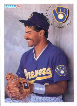 1994 Fleer #194 Jose Valentin