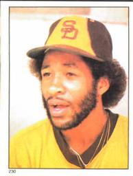 1981 Topps Stickers #230 Ozzie Smith Front