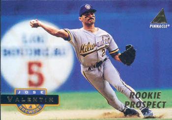 1994 Pinnacle #249 Jose Valentin