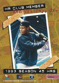 36480b8f64 Collection Gallery - Shawn12 - Ken Griffey Jr. | The Trading Card ...