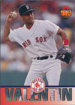 Fesselnd 1994 Triple Play #208 John Valentin