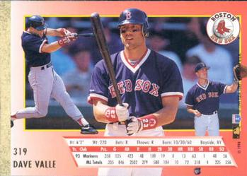 Dave Valle Gallery The Trading Card Database