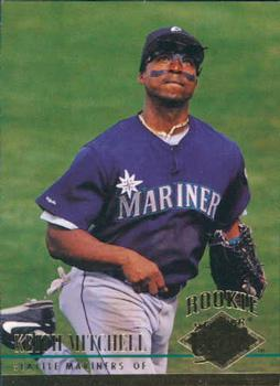 1994 Ultra #423 Keith Mitchell Front