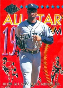 1994 Ultra - All-Stars #8 Ken Griffey Jr. Front