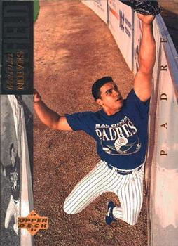 1994 Upper Deck #256 Melvin Nieves Front