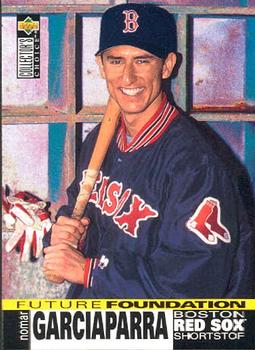 1995 Collector's Choice #29 Nomar Garciaparra Front
