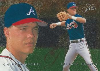 Chipper Jones Gallery The Trading Card Database