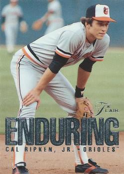 1995 Flair Cal Ripken Jr Enduring Flair Baseball Gallery The