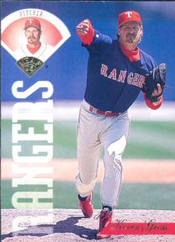 1995 Leaf Baseball Gallery The Trading Card Database