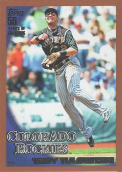 Troy Tulowitzki Gallery The Trading Card Database