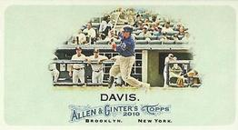 2010 Topps Allen & Ginter - Mini Bazooka #60 Chris Davis Front