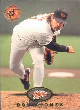 1995 Stadium Club #564 Doug Jones Front