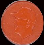 1955 Armour Coins #NNOa Duke Snider Front