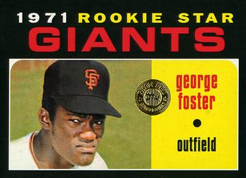 2003 Topps Shoebox Collection #53 George Foster Front