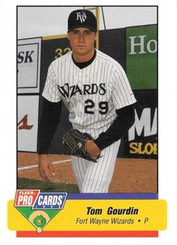 1994 Fleer/ProCards #2004 Tom Gourdin Front