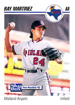 The Trading Card Database California Angels Gallery 1992