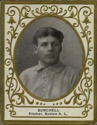 1909 Ramly Cigarettes T204 #19 Fred Burchell Front