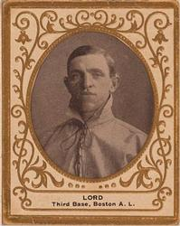 1909 Ramly Cigarettes T204 #70 Harry Lord Front