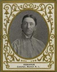1909 Ramly Cigarettes T204 #37 Pat Donahue Front