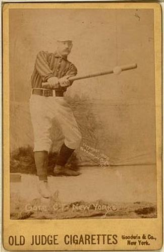 1887 89 Old Judge Cabinets N173 Baseball 44 Gallery The
