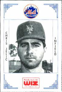 The trading card database 1991 nobody beats the wiz new york mets