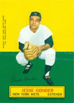 1964 Topps Stand-Ups #NNO Jesse Gonder Front