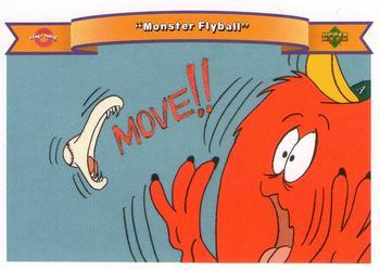 1991 Upper Deck Comic Ball 2 Collector/'s Album ^ détient complet carte 99 Set