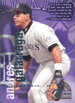 Andres Galarraga Gallery The Trading Card Database