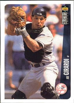 Joe Girardi Gallery The Trading Card Database
