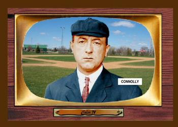 2008-11 Monarch Corona Color TV Series, 1955 Rookies #410 Tommy Connolly Front