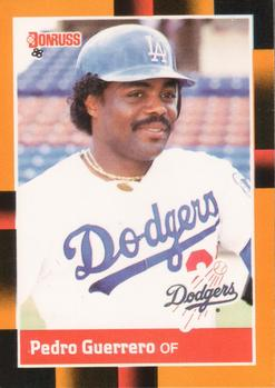 Collection Gallery Themightyox Pedro Guerrero The Trading Card