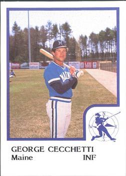 FANNY: George cecchetti