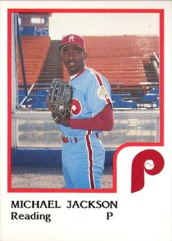 Mike Jackson Gallery The Trading Card Database