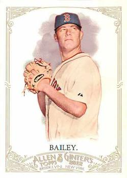 2012 Topps Allen & Ginter #241 Andrew Bailey Front