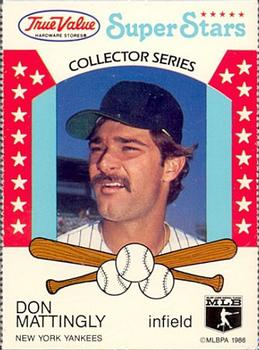 Don Mattingly Gallery The Trading Card Database