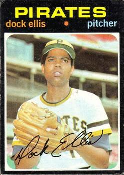 Jim Ellis Atlanta >> 1971 Topps Baseball - Gallery | The Trading Card Database
