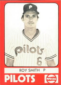 1980 TCMA Peninsula Pilots B/W #12 Roy Smith Front