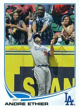 2013 Topps #16 Andre Ethier Front