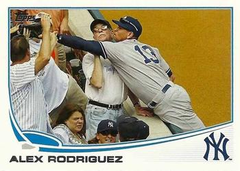 2013 Topps #213 Alex Rodriguez Front
