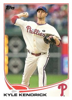 2013 Topps #71 Kyle Kendrick Front