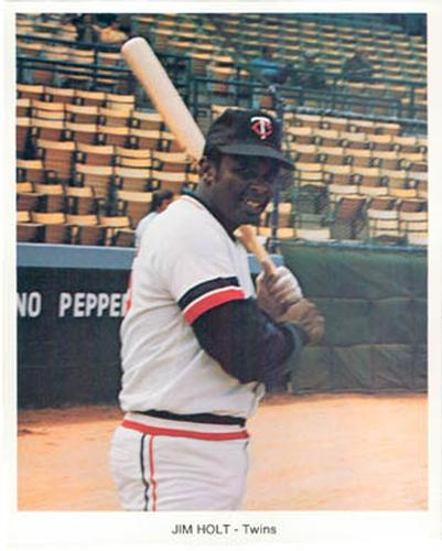 1974 Minnesota Twins Picture Pack Baseball - Gallery