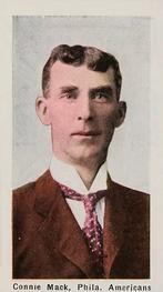 1910-11 Sporting Life M116 #NNO Connie Mack Front