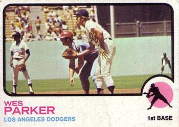 1973 Topps #151 Wes Parker Front