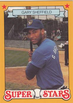 Gary Sheffield Gallery The Trading Card Database