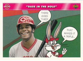 1992 Upper Deck Comic Ball 3 #184 Base in the Hole Front